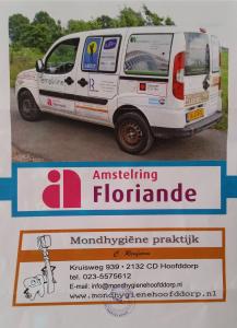 Mondhygiëne Hoofddorp sponsort Amstelring Floriande